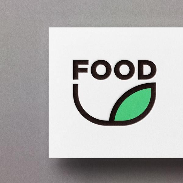 로고 디자인 | 푸드유 로고 디자인 의뢰 | 라우드소싱 포트폴리오