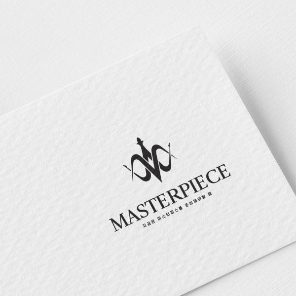 로고 디자인 | 마스터피스(Masterpiece) | 라우드소싱 포트폴리오