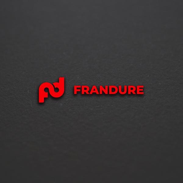 로고 + 명함 | 세계최초로 개발중인 프랜... | 라우드소싱 포트폴리오