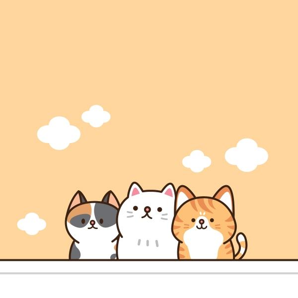 캐릭터 디자인 | 냥냥프로젝트 고양이 캐릭... | 라우드소싱 포트폴리오