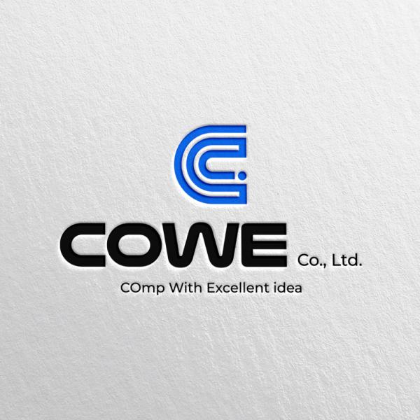 로고 + 명함 | 주식회사 코위(Cowe Co.... | 라우드소싱 포트폴리오