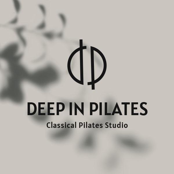 로고 디자인 | Deep in Pilates ... | 라우드소싱 포트폴리오