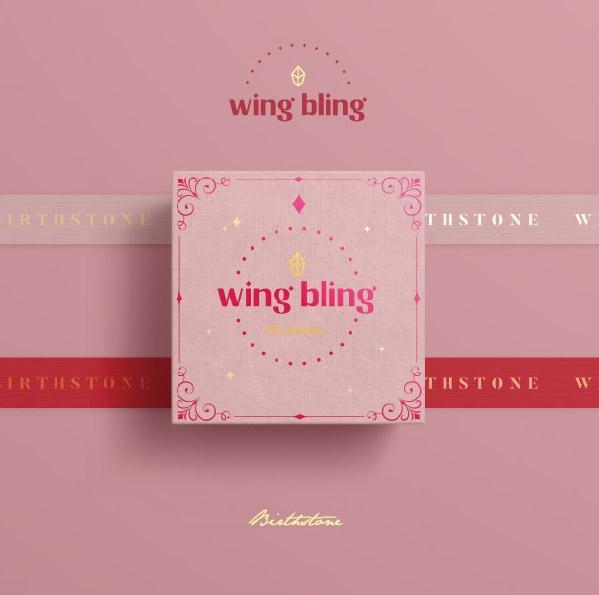 패키지 디자인 | 윙블링 탄생석 주얼리 패키지 | 라우드소싱 포트폴리오