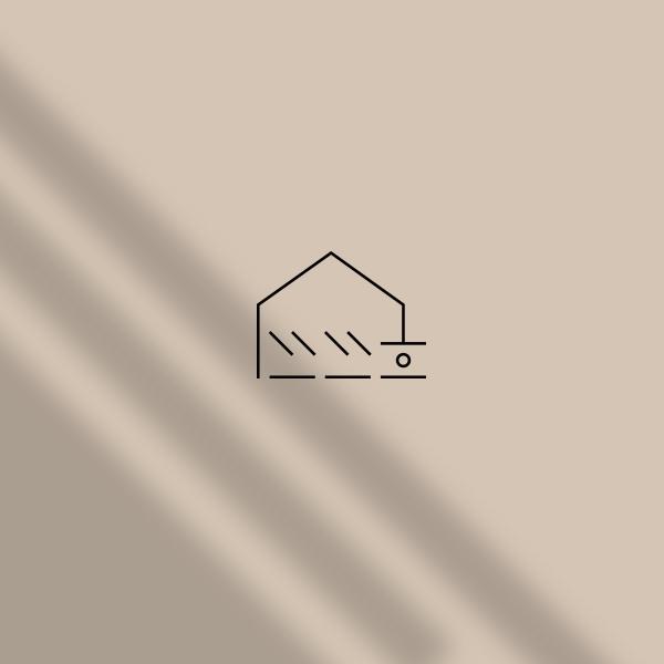 로고 + 명함 | 끄끄흐 디자인 (인테리어... | 라우드소싱 포트폴리오