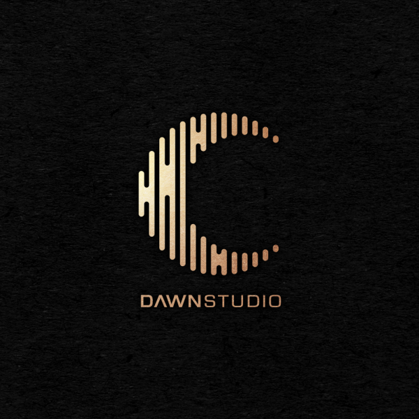 로고 디자인 | 음악작업실 <DAW... | 라우드소싱 포트폴리오