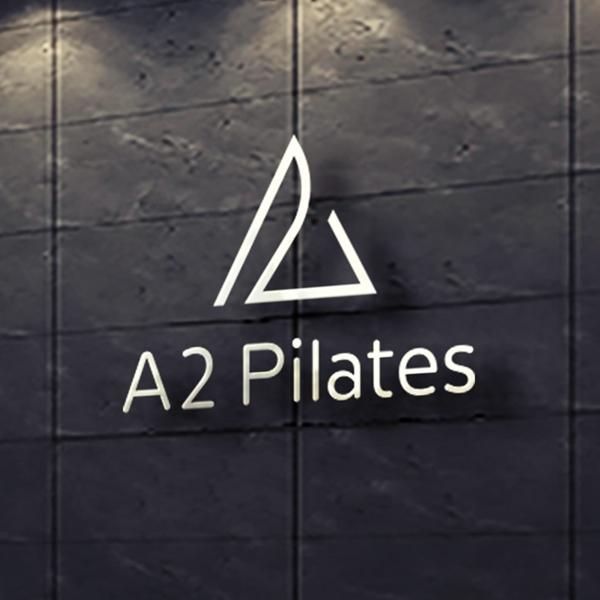 로고 디자인 | a2Pilates (에이투필라테스) | 라우드소싱 포트폴리오