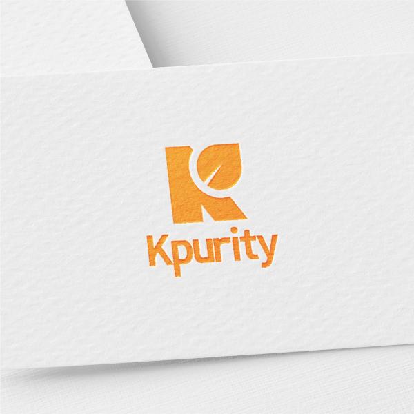 로고 디자인 | Kpurity 로고 디자... | 라우드소싱 포트폴리오
