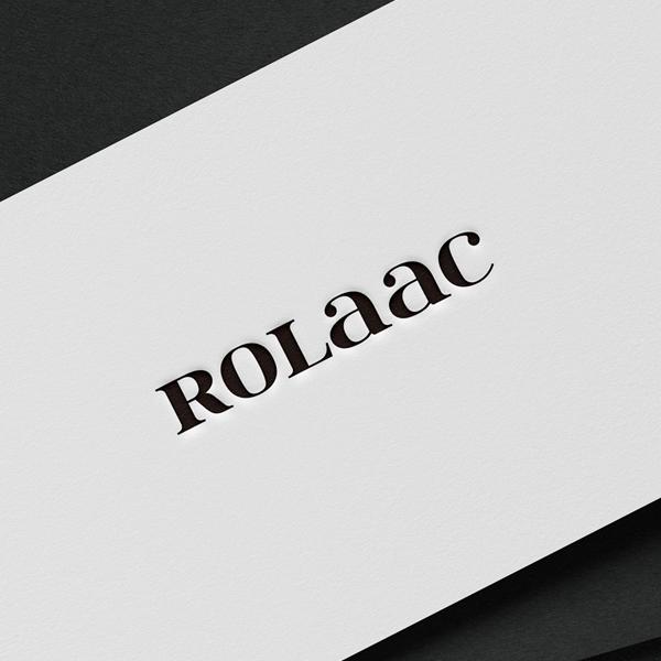 로고 디자인 | Rolaac | 라우드소싱 포트폴리오