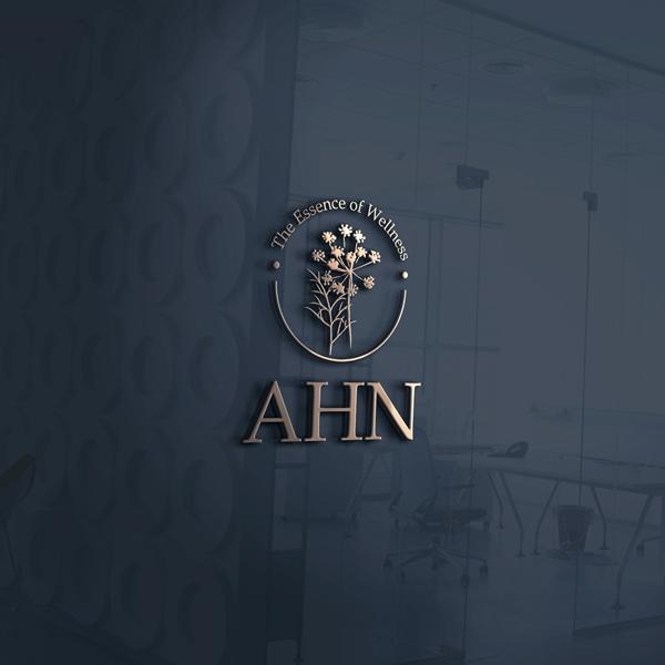 로고 디자인 | AHN (Wellness... | 라우드소싱 포트폴리오