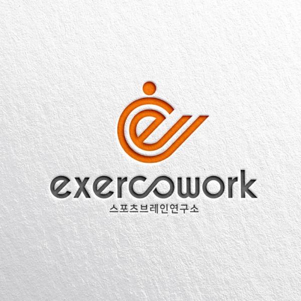 로고 디자인 | 스포츠브레인연구소 로고 ... | 라우드소싱 포트폴리오
