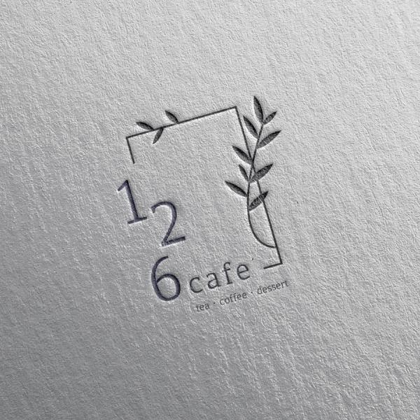 로고 디자인 | 126카페 로고디자인 | 라우드소싱 포트폴리오