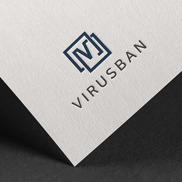 로고 디자인 | 살균수 브랜드 <바... | 라우드소싱 포트폴리오