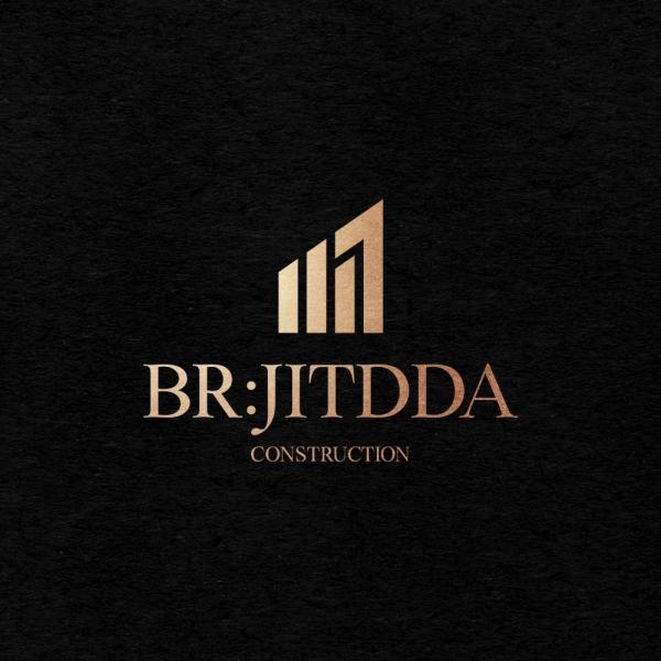 로고 디자인 | BRːJITDDA 로고... | 라우드소싱 포트폴리오