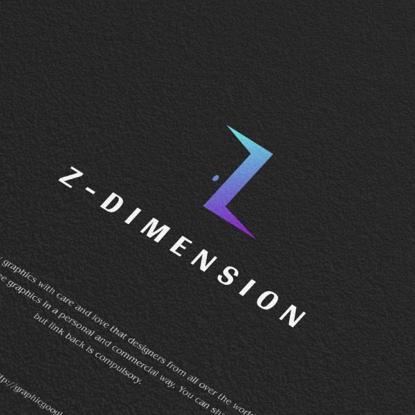 로고 + 명함 | [Z-Dimension]... | 라우드소싱 포트폴리오
