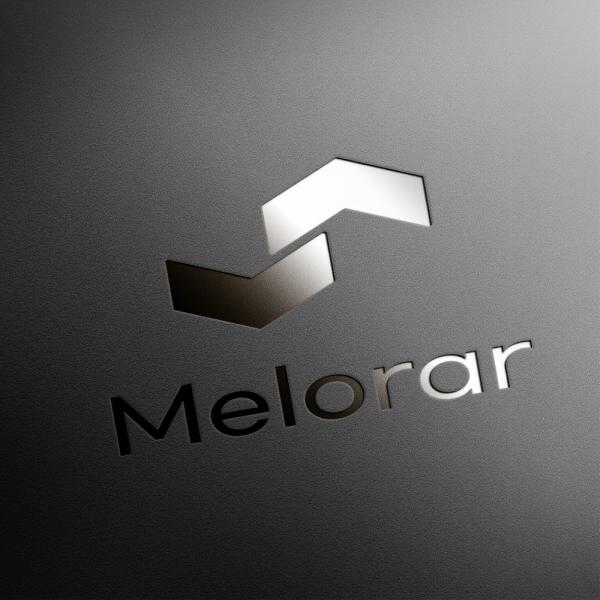 로고 + 명함 | melorar 로고 디자... | 라우드소싱 포트폴리오