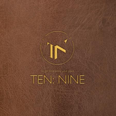 로고 디자인 | ten:nine 로고 디... | 라우드소싱 포트폴리오