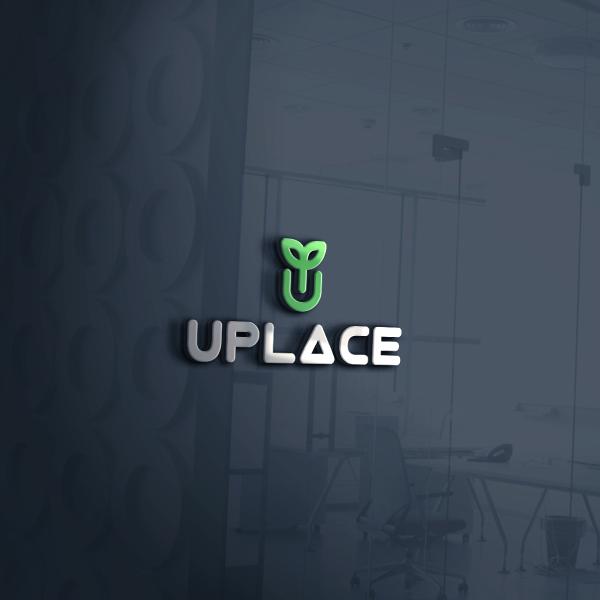 로고 디자인 | (주)유플레이스 | 라우드소싱 포트폴리오