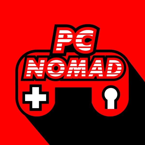 로고 + 간판 | NOMAD(노마드) PC방 | 라우드소싱 포트폴리오