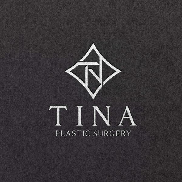 로고 디자인 | 티나 성형외과 병원 로고... | 라우드소싱 포트폴리오