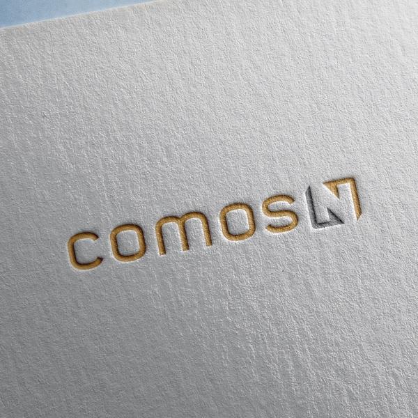 로고 + 명함 | 코모스앤 로고 의뢰 | 라우드소싱 포트폴리오