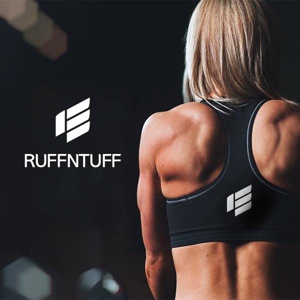 로고 + 명함 | 스포츠 브랜드 RUFF.... | 라우드소싱 포트폴리오