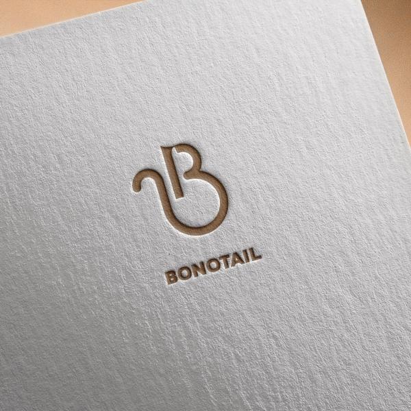 로고 디자인 | 보노테일 로고 디자인 의뢰 | 라우드소싱 포트폴리오