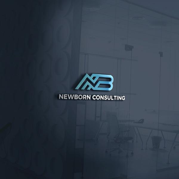 로고 디자인 | 뉴본컨설팅 로고 디자인 의뢰 | 라우드소싱 포트폴리오