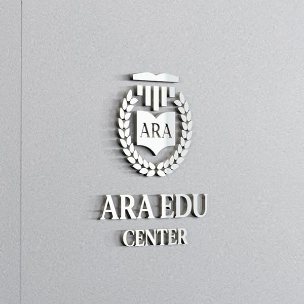 로고 디자인 | 에듀센터로고 | 라우드소싱 포트폴리오