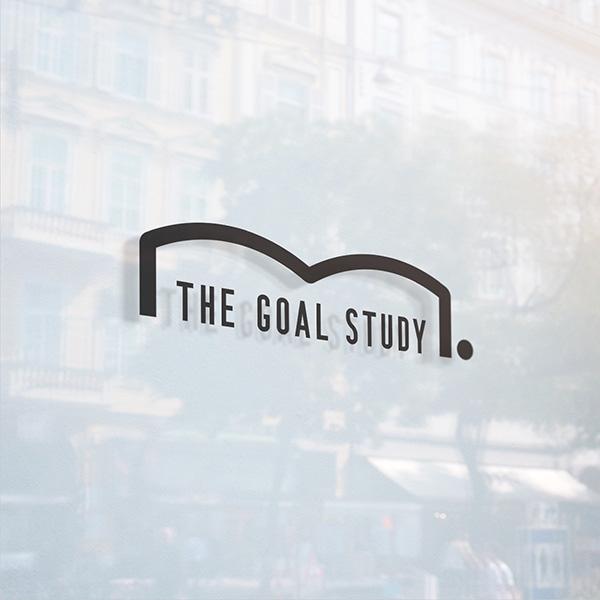 로고 + 간판 | 더 골(The Goal)... | 라우드소싱 포트폴리오